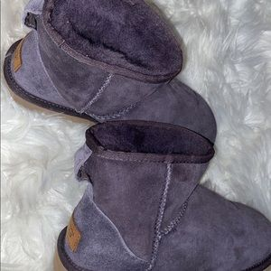 UGG Women's Classic Mini II — Purple Sage